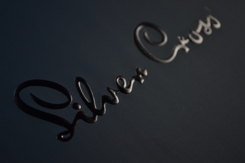 Embossing for a well-known British nursery brand